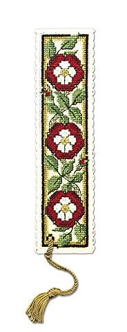 Textile Heritage Collection Cross Stitch Bookmark Kit - Heraldic