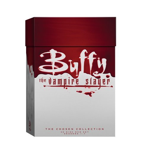 Buffy the Vampire Slayer - The Chosen Collection by Sarah Michelle Gellar