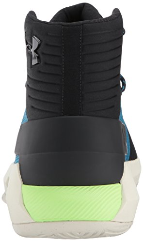 Under Armour Ua Drive 4 Black/Bayou Blue/Quirky Lime