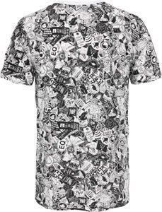 The North Face Herren T-Shirt Simple Dome Weiß (tnfwtstckrbompt)