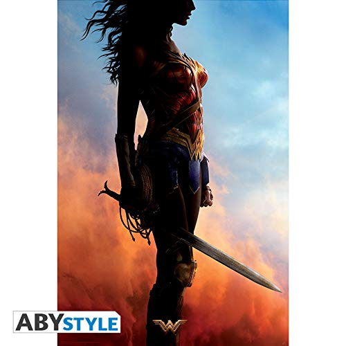 ABYstyle Abysse Corp _ abydco439DC Comics-Poster-Wonder Woman Film (91,5x 61) - Wonder Woman-poster