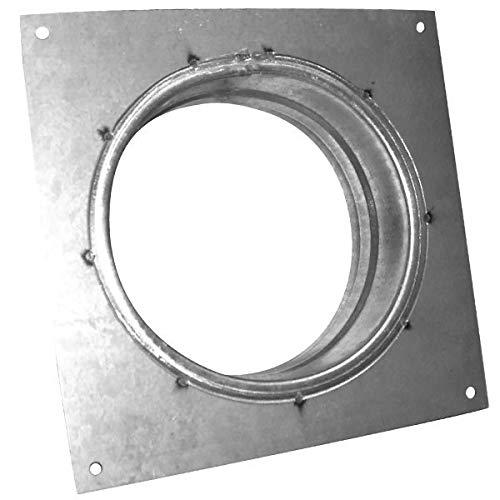 Flange carrée Galva 315 mm - gaine de ventilation