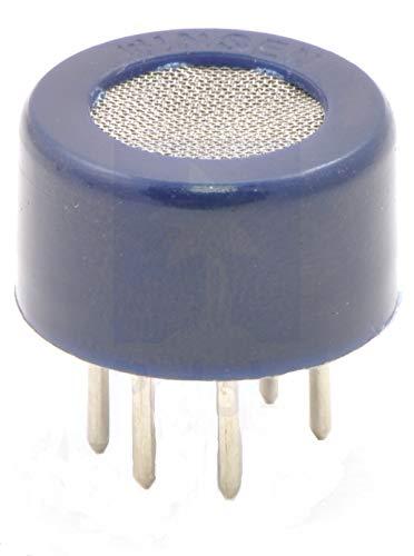 Pololu - Alkoholgassensor MQ-3 Halbleitergassensor 0,04 mg/L bis 4 mg/L, geeignet für Alkoholtester -
