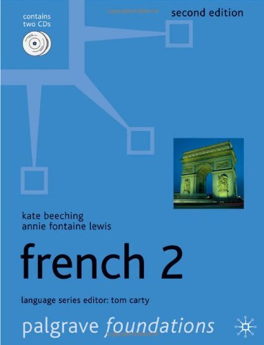 By Annie Fontaine Lewis - Foundations French 2 (Palgrave Foundation Series Languages) (2nd (second) edition)