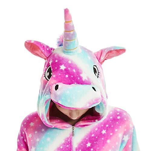 dressfan Animal Jumpsuit Erwachsene Pyjamas Unisex Polar Flanell Performance Kleidung mehrere ()