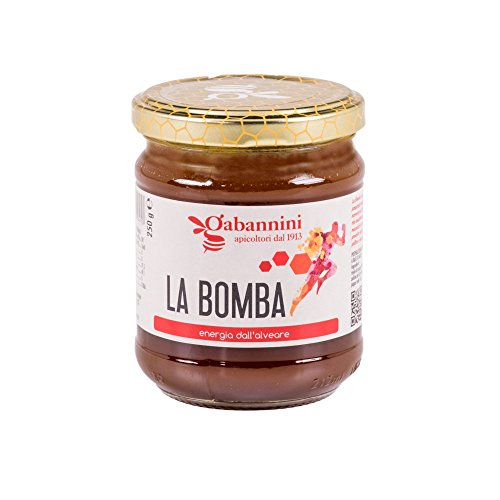 """La bomba"" Energy honey product 250g"