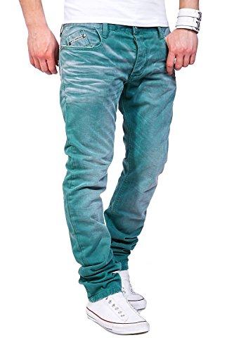 Redbridge Jeans Vintage Coloured Hose RB-194 Grün