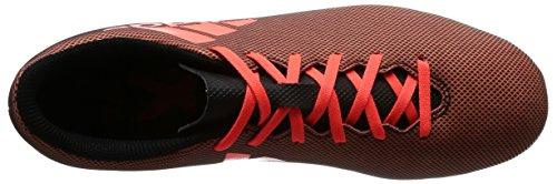 adidas Herren X 17.4 Fxg Fußballschuhe Mehrfarbig (Core Black/solar Red/solar Orange)