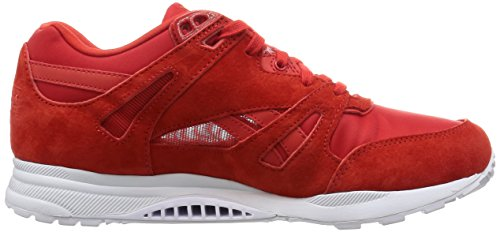 Reebok Ventilator SMB, Chaussures de Course Homme Rot (Motor Red/White)