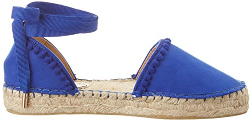 Miss KG Dizzy, Espadrilles femme Blau (Blue)