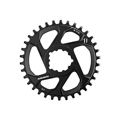 Sram Kettenblatt MTB 32T, Direct Mount, Stahl, schwarz 11-Fach, X-Sync 3mm Offset, 11.6218.027.030, Standard