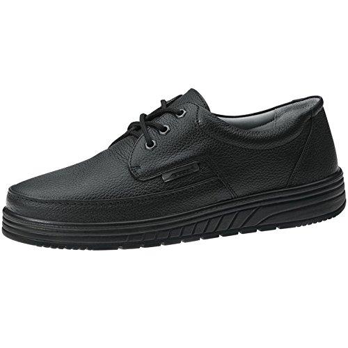 Abeba 2610–35Air Cushion Schuhe unten, schwarz, - Tragen Unten Sport
