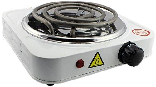 GYD elektronischer Kohleanzünder Shisha Kohle (Weiß)