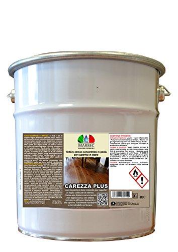marbec–Liebkosung Plus | Fertigschneider Ceroso Konzentrat in Pasta für Oberflächen in Holz Wachsperlen