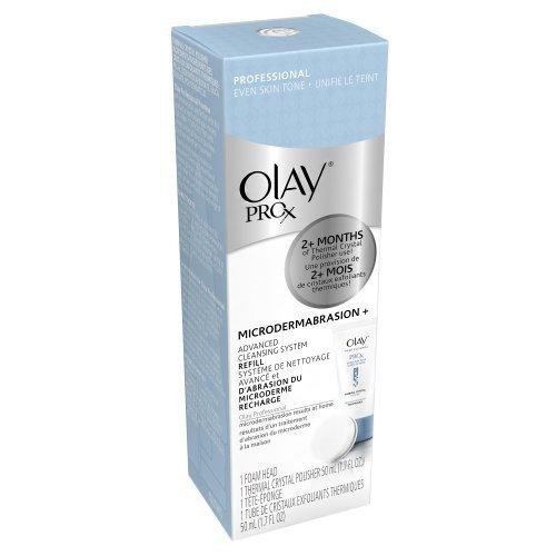 Olay Pro-X microdermoabrasión Plus Avanzado sistema de limpieza Recambio,, 3paquetes, 1.7fl oz by Olay [belleza]