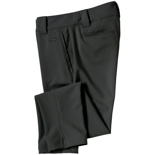 Oakley Golfplatz Damen Troon Hose, Damen, schwarz, 8