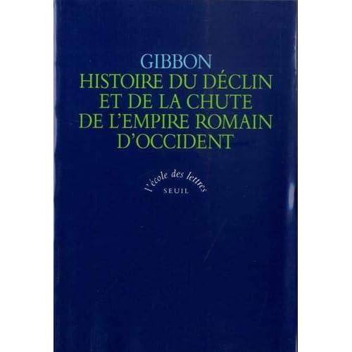 Histoire du déclin et de la chute de l'Empire romain d'Occident
