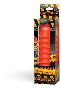 Toybridge conestax-sólo Naranja, 10Piezas