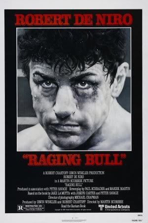RAGING BULL - ROBERT DE NIRO – Imported Movie Wall Poster Print – 30CM X 43CM Brand New
