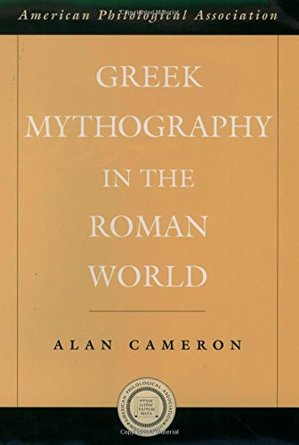 Greek Mythography in the Roman World (Society for Classical Studies American Classical Studies)