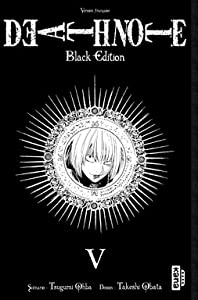 Death Note Black Edition Tome 5