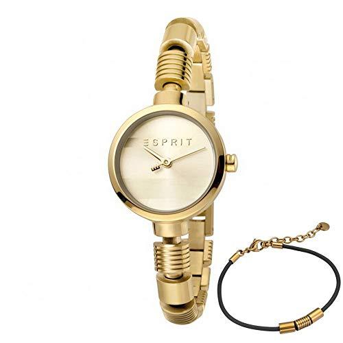 Esprit Shay Gold ES1L017M0035 - Orologio da donna
