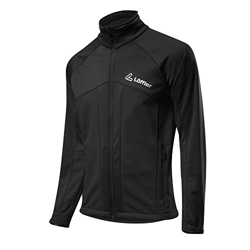 LÖFFLER He. Jacke Teamline Windstopper Softshell Warm