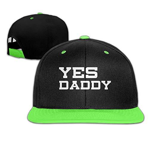 Hawkeye Kostüm Boy - Gxdchfj Yes Daddy Kids Hip Hop Baseball Cap Hat for Boys Girls Multicolor68