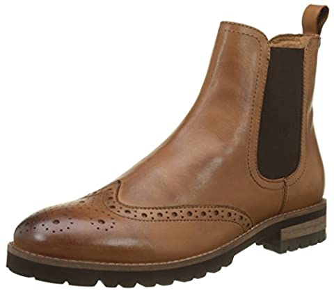 Kickers Damen Wilow Chelsea Boots, Braun, 40 EU
