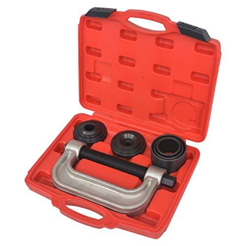 3-in-1-Werkzeug-Set C-Rahmen für Kugelgelenk aus Stahl, 1 Rahmenschraube in C-Form