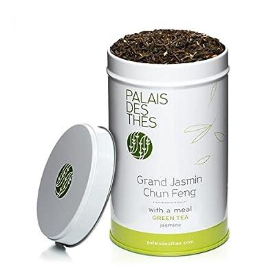 Palais des Thés - Thé vert GRAND JASMIN CHUN FENG - Boîte de 100g