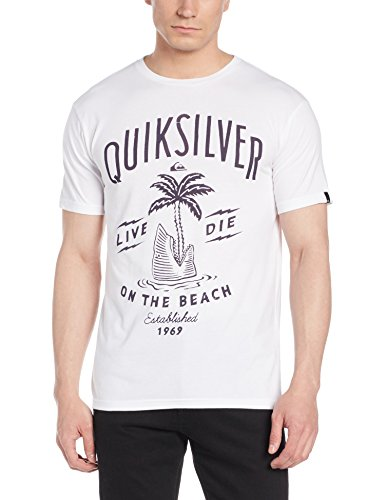 quiksilver-classic-tee-ss-shark-island-t-shirt-homme-blanc-fr-xxl-taille-fabricant-xxl