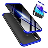 Huawei Nova 4 Case, Laixin 360° Full Body PC Protective