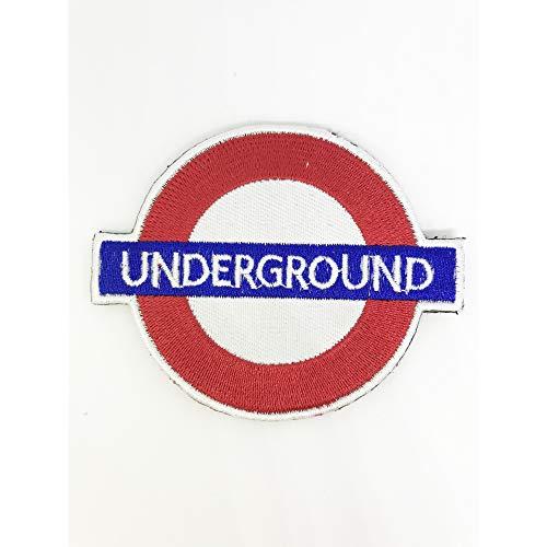 Parche logo metro Londres OYSTERBOY