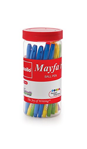 Cello Mayfair Ball Point Pen Set - Pack of 25 (Blue)