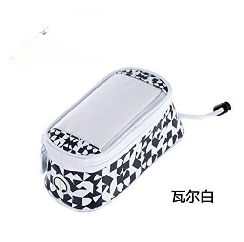 XY&GKMountainbike Paket Tasche Vor dem Touchscreen Handy Paket Paket Paket zu gewährleisten schnelles Auto Sattel Strahl, machen Ihre Reise angenehmer B