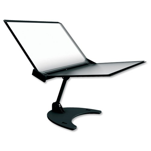 Tarifold TAA475157 3D - Atril para escritorio (abatible y giratiorio, con 10 compartimentos para folios)