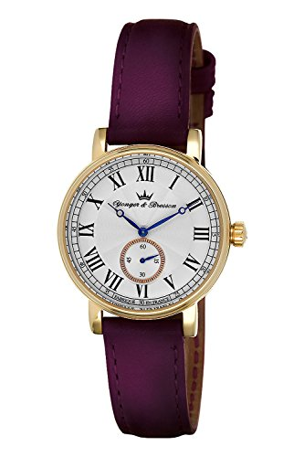 YONGER&BRESSON Women's Watch DCP 077/BS38