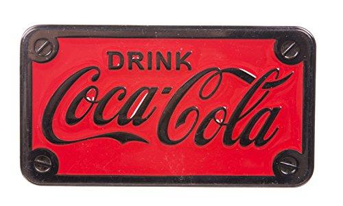 Drink Coca Cola Belt Buckle