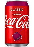 Coca Cola Can Kirsch 24x330ml
