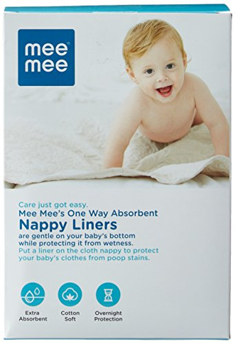 Mee Mee One Way Nappy Liners