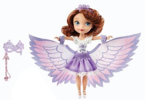 Disney Sofia die Erste 2-in-1-Kostüm Surprise Sofia Swan Kleid Puppe (Sofia Die Erste Kostüm)