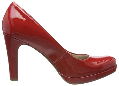 Tamaris Damen 22426 Pumps Rot