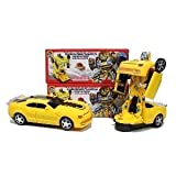 #5: Converting Car To Robot Transformer