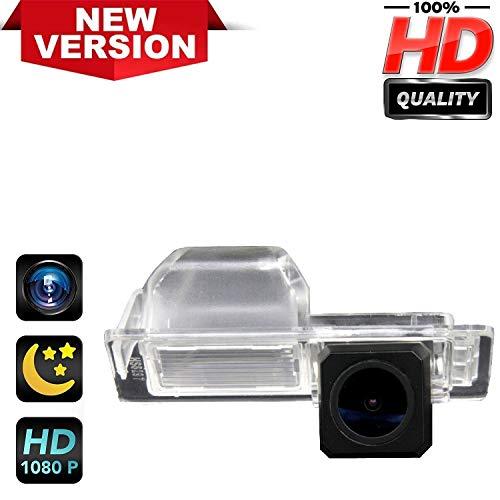 HD Rückfahrkamera in Farbe, Rückfahrkamera, wasserdicht, mit großer Nachtsicht, für Chevrolet Aveo Trailblazer Cruze/Opel Mokkkka/Cadillac SRX, Cts