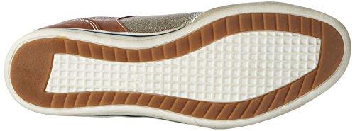Tom Tailor 2789006, Sneakers basses homme Marron (Cognac)