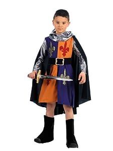 Limit Sport - Disfraz de guerrero medieval Lys, para niños, talla 3 (MI909)