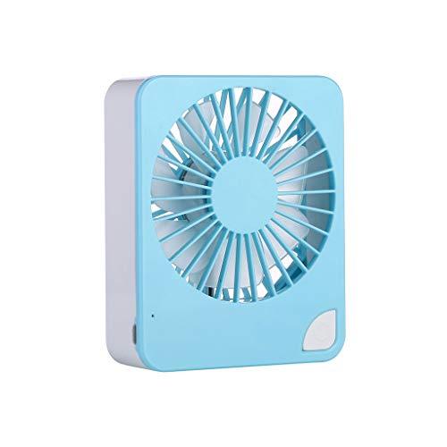 HuaCat Mini Ventilateur à Ventilateur USB de Bureau Batterie Rechargeable
