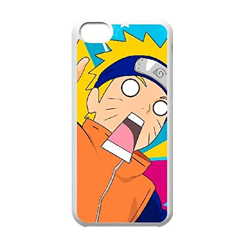 Naruto Shippuden Sharingan Wide coque iPhone 5c cellulaire cas coque