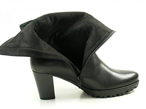Gabor Shoes Comfort Sport, Stivali Donna Nero (57 Schwarz Micro)